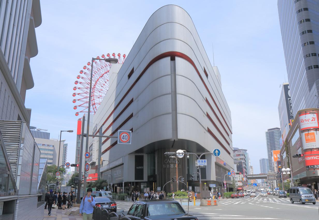 梅田(大阪駅周辺)のiPhone修理店おすすめ15店舗!エリア別に紹介