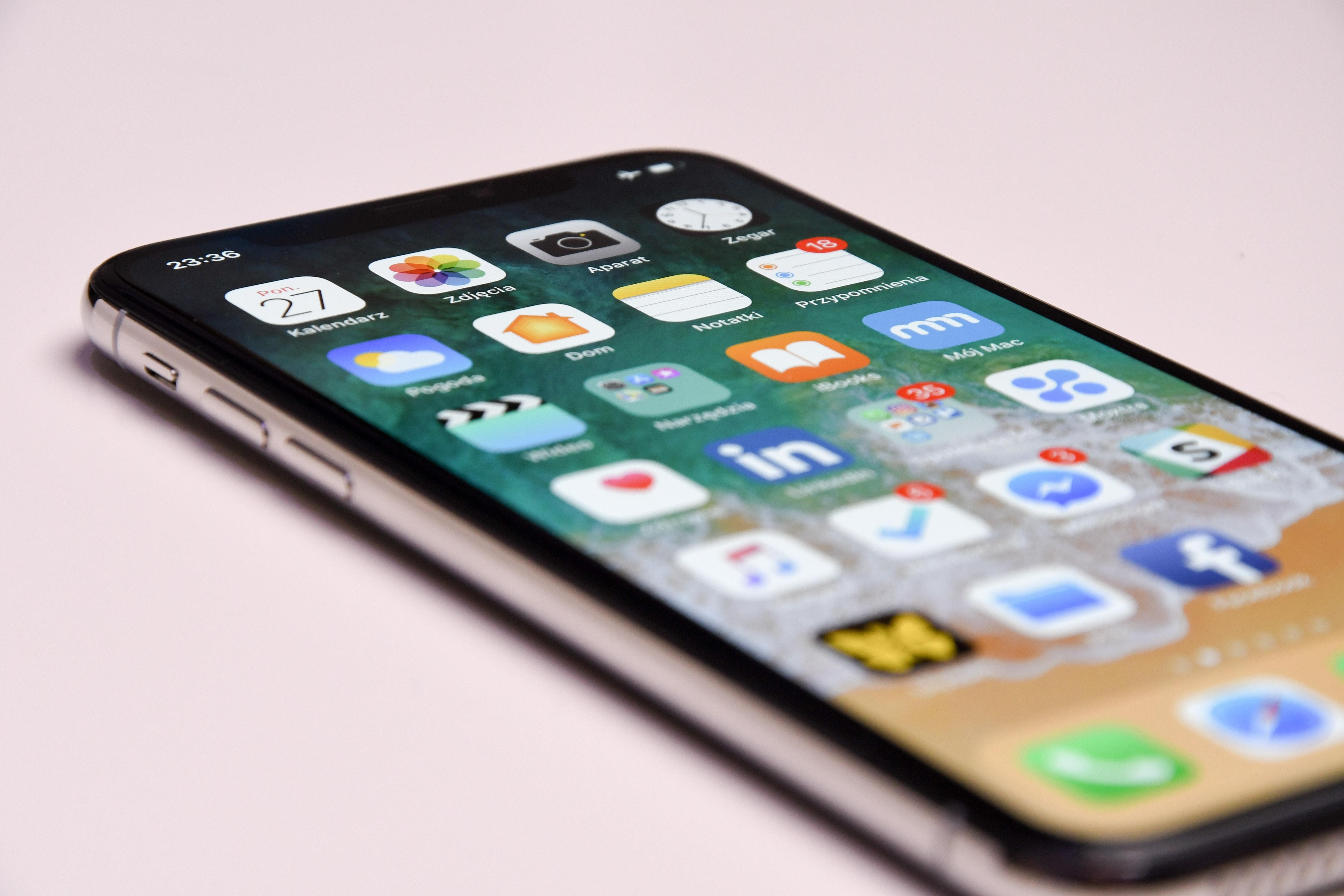 iPhoneが操作できない!トラブルの時の対処方法とは?
